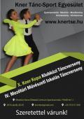 Forgatókönyv X. Kner Kupa és IV. Mezőtúri Művészeti Iskolás Táncverseny